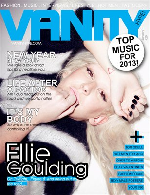 VanityHype magazine issue 20