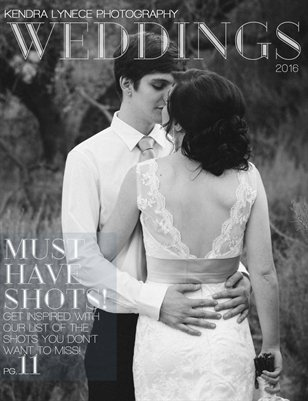 2016 Wedding Magazine