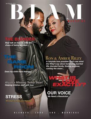 BLAM Magazine