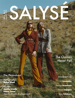 SALYSÉ Magazine | Vol 5 : No 7 | January 2019