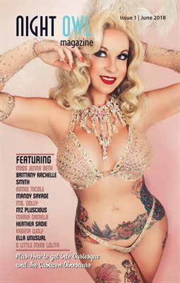 Night Owl Magazine  Issue 1