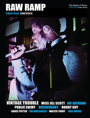 Raw Ramp Music Mag Trouble Edition September 2015