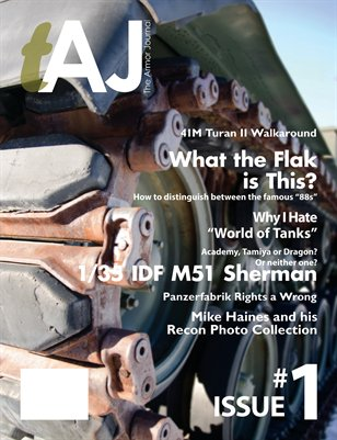 the Armor Journal. Issue 1