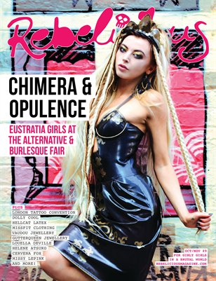Rebelicious Issue #9