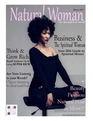 Natural Woman Magazine January 2016