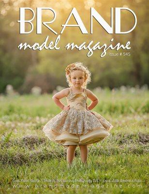 Brand Model Magazine  Issue # 545