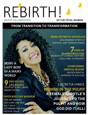 REBIRTH OF THE TOTAL WOMAN WINTER 2018