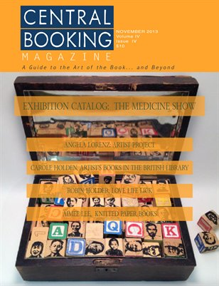 CENTRAL BOOKING Magazine November 2013