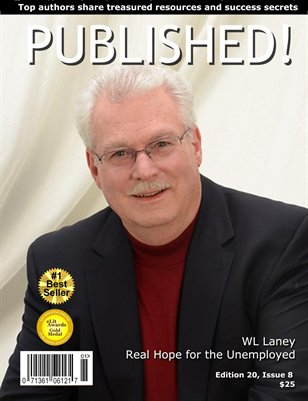 PUBLISHED! featuring WL Laney