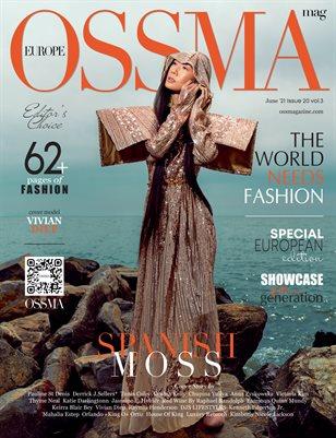 OSSMA Magazine EUROPE ISSUE20, vol4