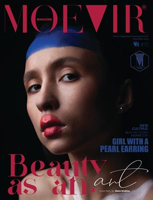 #15 Vol4 Moevir Magazine December Issue 2019