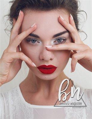 November 2016 beauNU Magazine - Cover 2