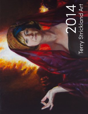 2014 Terry Strickland Art Calendar