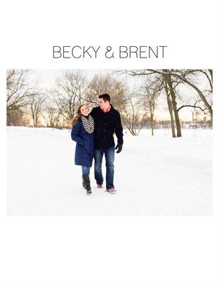 Becky & Brent