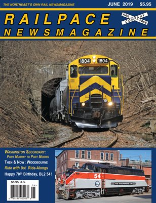 2019 06 JUNE 2019 Railpace Newsmagazine