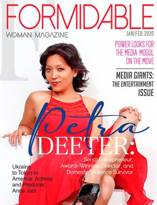 Formidable Woman Magazine Jan/Feb 2020