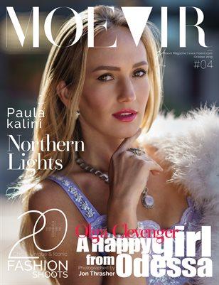 Moevir Magazine Issue October 2019 vol.4 No.2