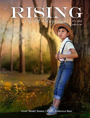 Rising Model Magazine Issue #99