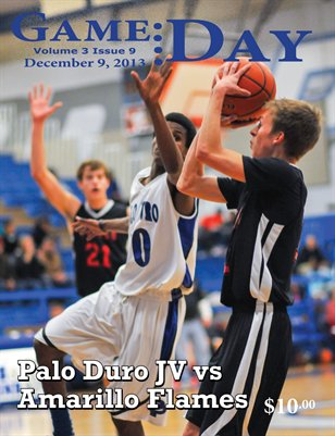 Volume 3 Issue 9 - PD Dons (JV) vs Amarillo Flames