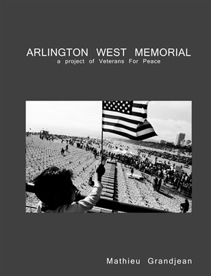 Arlington West Memorial a project of Veterans For Peace