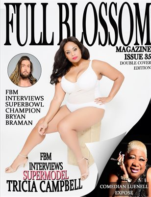 FBM Issue 35 TRICIA CAMPBELL Cover