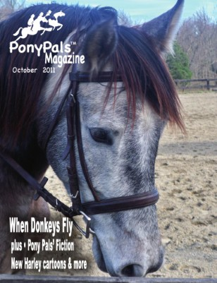 Pony Pals Magazine -- Vol.1 #5 -- October 2011