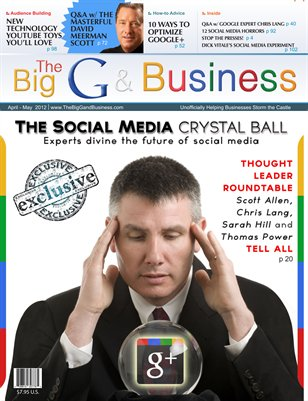 The Big G & Business - April/May 2012