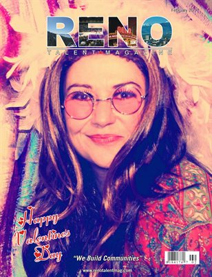 Reno Talent Magazine February 2017 Edition