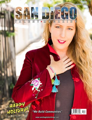 San Diego Talent Magazine December 2016 Edition