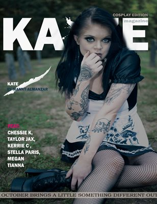 Kayze Magazine cosplay edition (Kate) ISSUE 5