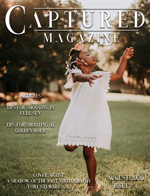 Captured Magazine - Issue 4