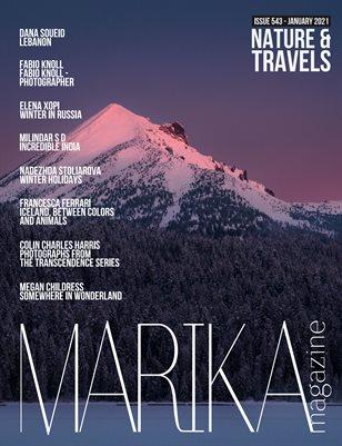 MARIKA MAGAZINE NATURE & TRAVELS (ISSUE 543 - January)