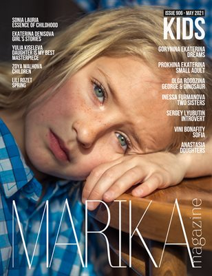 MARIKA MAGAZINE KIDS (ISSUE 906 - MAY)