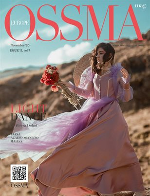 OSSMA Magazine EUROPE ISSUE13, vol7