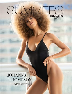 Summers Magazine Issue 27 ft. Johanna Thompson