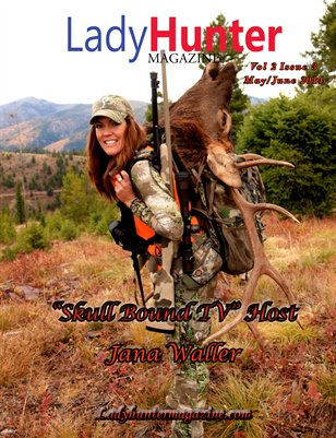 Lady Hunter Magazine May June 2014