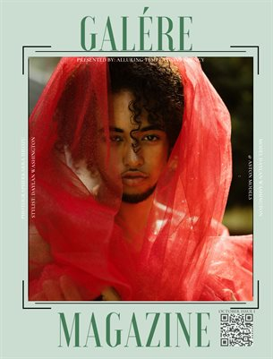 Galere Magazine Issue #1 (MOTM Cover)