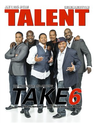 Talent Monthly Magazine June 1, 2015 #15061