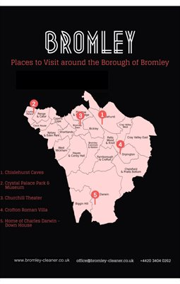 Places to visit in Bromley, London