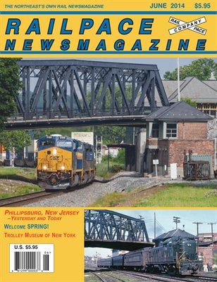 JUNE 2014 Railpace Newsmagazine