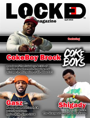 LOCKED Magazine issue 4