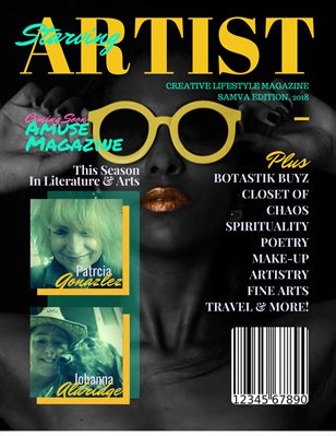 Starving Artist Magazine, Summer Edition, 2018