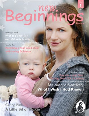 Beginning to Breastfeed:  What I Wish I Had Known