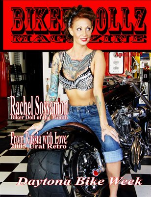 Biker Dollz Magazine April 2015