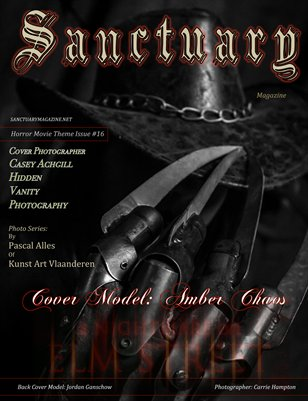 Sanctuary Magazine Issue #16