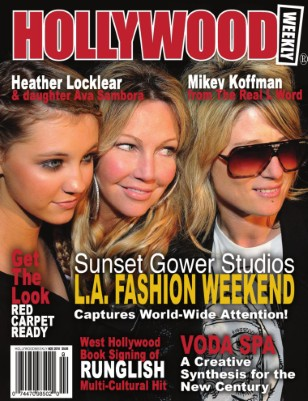 Hollywood Weekly's Spring Fashion Preview