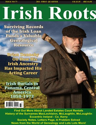 Irish Roots Issue No 77