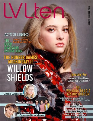 LVLten Magazine | Nov/Dec 2015 Willow Shields