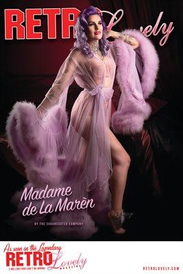 Madame de La Marèn Cover Poster