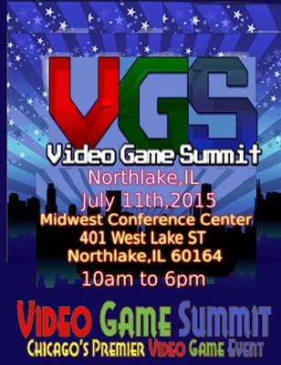 2015 Video Game Summit Program